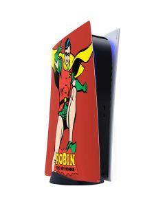 Robin Portrait PS5 Digital Edition Console Skin