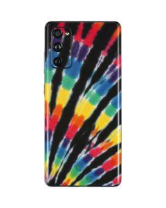 Tie Dye - Rainbow Galaxy S20 Fan Edition Skin