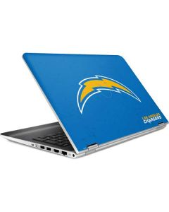 Los Angeles Chargers - Alternate Distressed HP Pavilion Skin