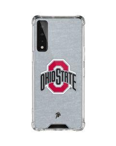 OSU Ohio State Logo LG Stylo 7 5G Clear Case