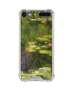 Monet - Waterlilies iPod Touch (5th-6th-7th Gen) Clear Case
