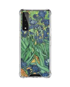 van Gogh - Irises LG Stylo 7 5G Clear Case