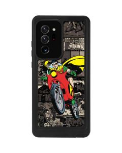 Robin Mixed Media Galaxy Note20 Ultra 5G Waterproof Case