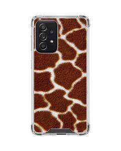 Giraffe Galaxy A52 5G Clear Case