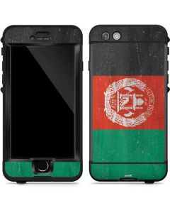 Afghanistan Flag Distressed LifeProof Nuud iPhone Skin