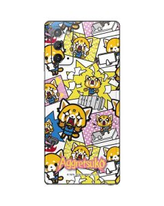 Aggretsuko Blast Galaxy Note20 5G Skin