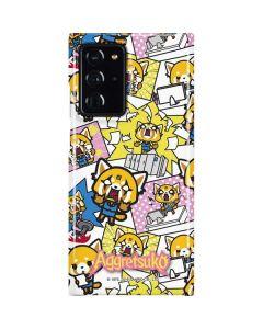 Aggretsuko Blast Galaxy Note20 Ultra 5G Lite Case