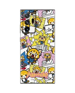 Aggretsuko Blast Galaxy Note20 Ultra 5G Skin