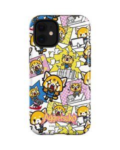 Aggretsuko Blast iPhone 12 Mini Case