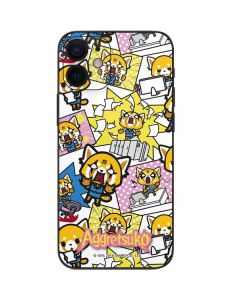 Aggretsuko Blast iPhone 12 Mini Skin