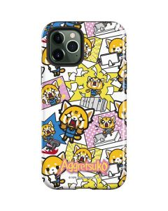 Aggretsuko Blast iPhone 12 Pro Case