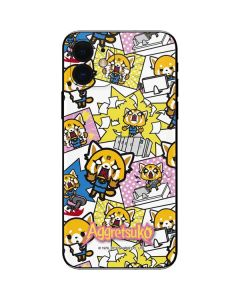 Aggretsuko Blast iPhone 12 Skin