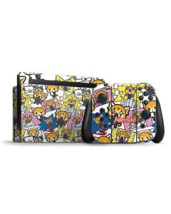 Aggretsuko Blast Nintendo Switch Bundle Skin