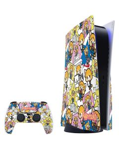 Aggretsuko Blast PS5 Bundle Skin