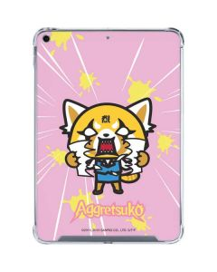 Aggretsuko Breaking Point iPad 10.2in (2019-20) Clear Case