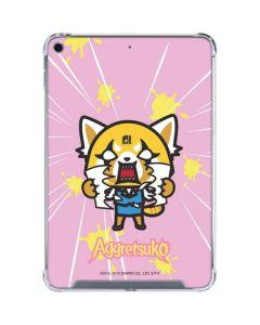 Aggretsuko Breaking Point iPad Mini 5 (2019) Clear Case