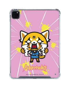 Aggretsuko Breaking Point iPad Pro 11in (2020) Clear Case