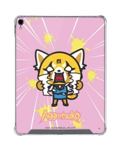 Aggretsuko Breaking Point iPad Pro 12.9in (2018-19) Clear Case
