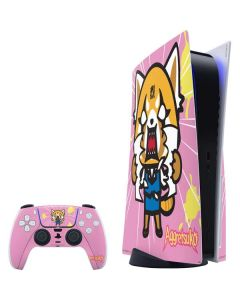 Aggretsuko Breaking Point PS5 Bundle Skin