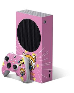 Aggretsuko Breaking Point Xbox Series S Bundle Skin