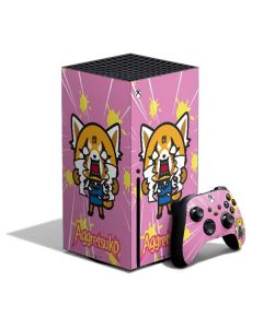 Aggretsuko Breaking Point Xbox Series X Bundle Skin