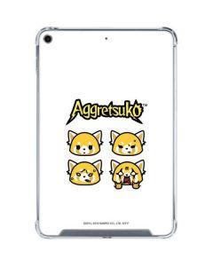 Aggretsuko Expressions iPad Mini 5 (2019) Clear Case
