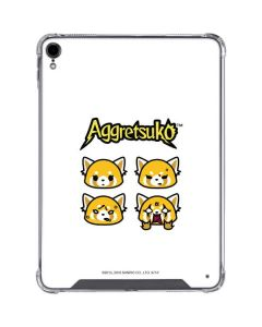 Aggretsuko Expressions iPad Pro 11in (2018-19) Clear Case