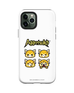 Aggretsuko Expressions iPhone 12 Pro Max Case