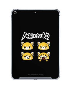 Aggretsuko Facial Expressions iPad 10.2in (2019-20) Clear Case