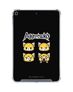 Aggretsuko Facial Expressions iPad Mini 5 (2019) Clear Case