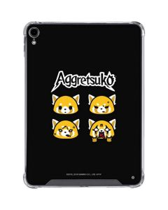 Aggretsuko Facial Expressions iPad Pro 11in (2018-19) Clear Case
