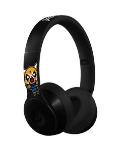 Aggretsuko Fed Up Beats Solo Pro Skin