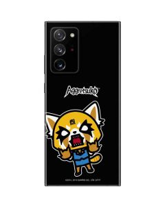 Aggretsuko Fed Up Galaxy Note20 Ultra 5G Skin