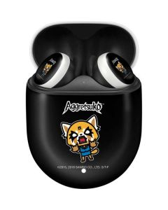 Aggretsuko Fed Up Google Pixel Buds Skin