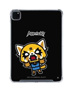 Aggretsuko Fed Up iPad Pro 11in (2020) Clear Case