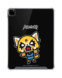 Aggretsuko Fed Up iPad Pro 12.9in (2020) Clear Case