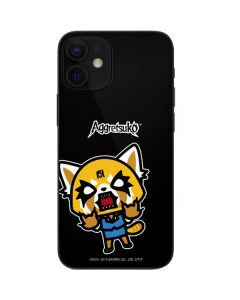 Aggretsuko Fed Up iPhone 12 Mini Skin