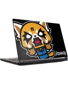 Aggretsuko Fed Up MSI GS65 Stealth Laptop Skin