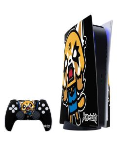 Aggretsuko Fed Up PS5 Bundle Skin