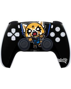 Aggretsuko Fed Up PS5 Controller Skin