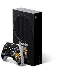 Aggretsuko Fed Up Xbox Series S Bundle Skin