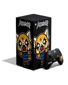 Aggretsuko Fed Up Xbox Series X Bundle Skin