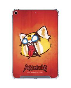 Aggretsuko Furious iPad Mini 5 (2019) Clear Case