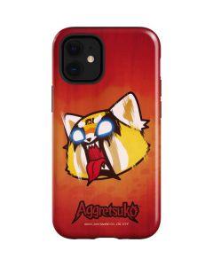 Aggretsuko Furious iPhone 12 Mini Case