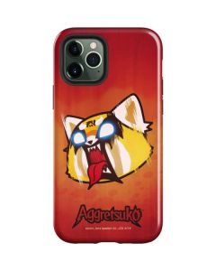 Aggretsuko Furious iPhone 12 Pro Case