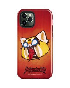 Aggretsuko Furious iPhone 12 Pro Max Case