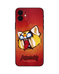Aggretsuko Furious iPhone 12 Skin
