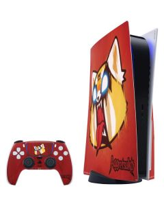 Aggretsuko Furious PS5 Bundle Skin