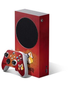 Aggretsuko Furious Xbox Series S Bundle Skin