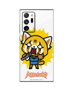 Aggretsuko Karaoke Queen Galaxy Note20 Ultra 5G Skin
